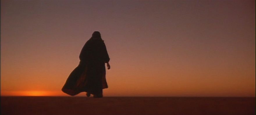 From Lawrence of Arabia