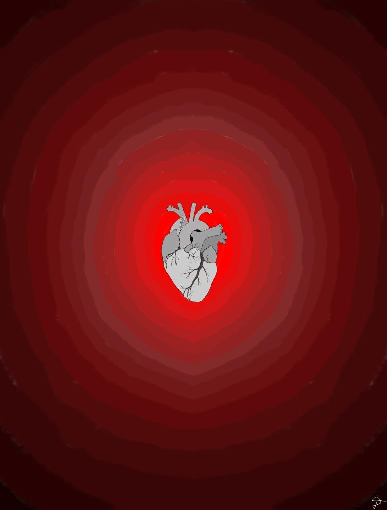 Broken Heart by DC Lessoway
